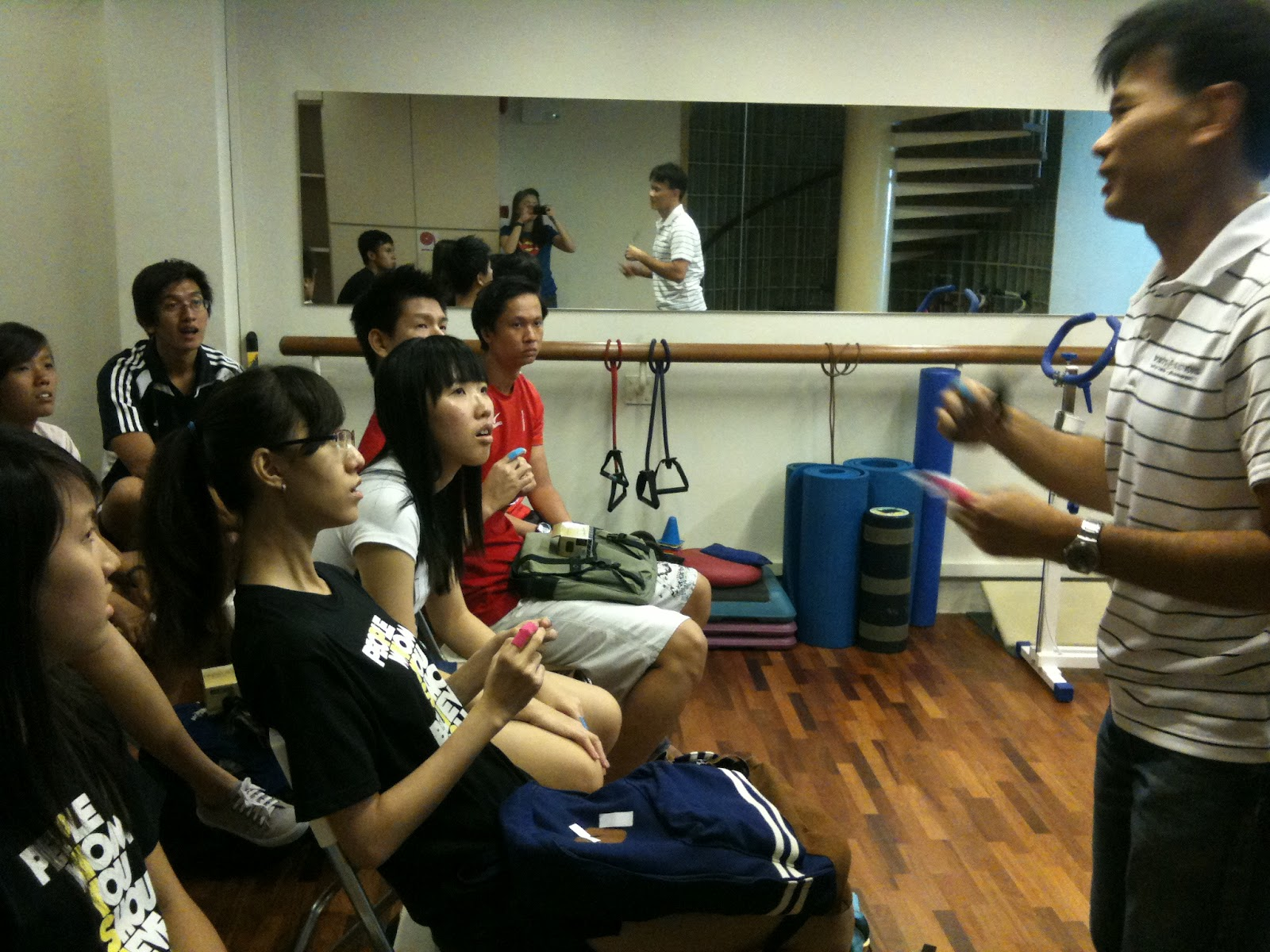 physiotherapy courses for mature students